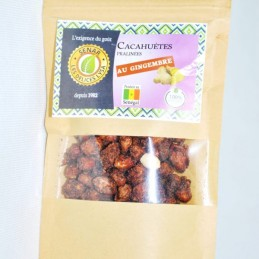 Cacahuètes pralinées...